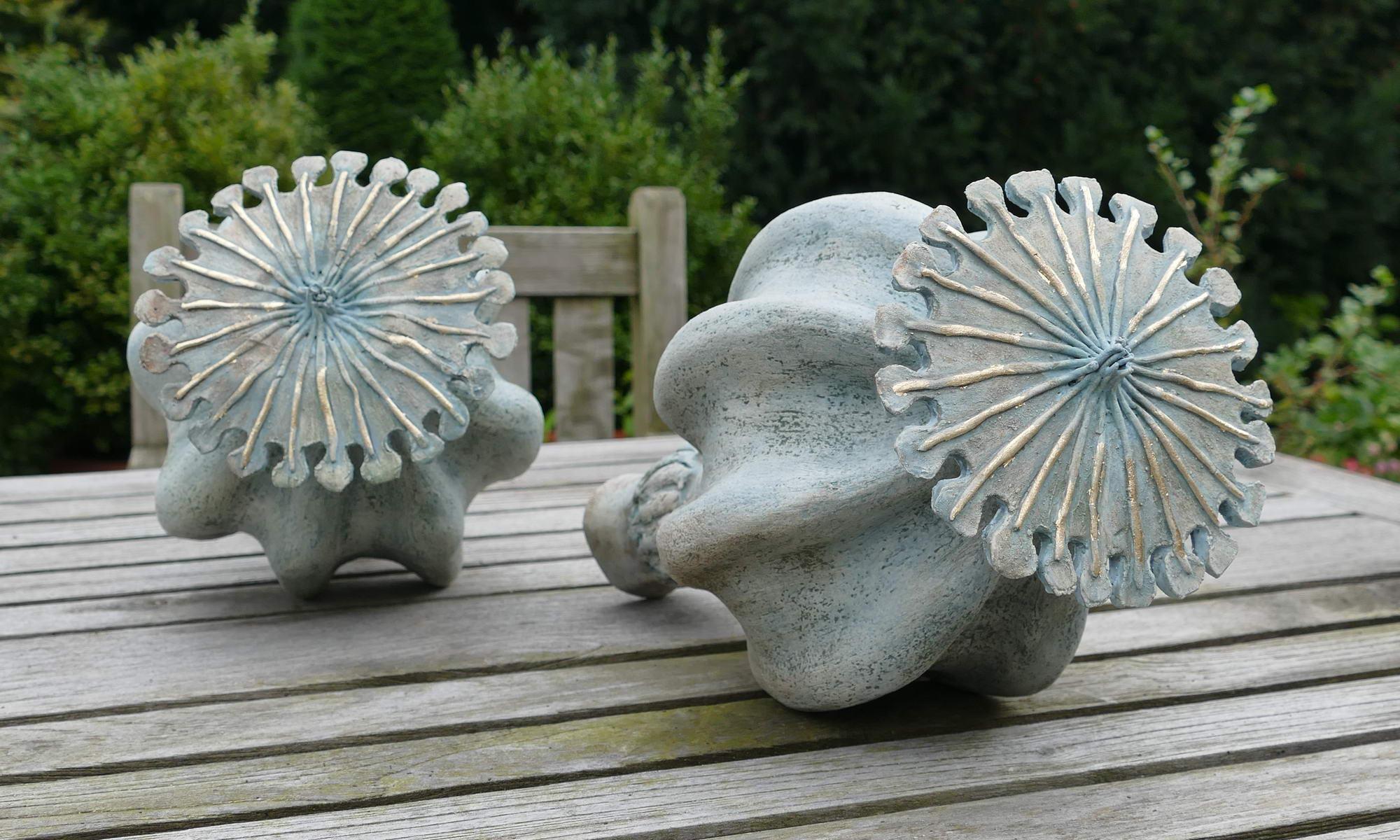 Keramik-Poesie